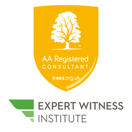 Arboricultural Association and EWI logos